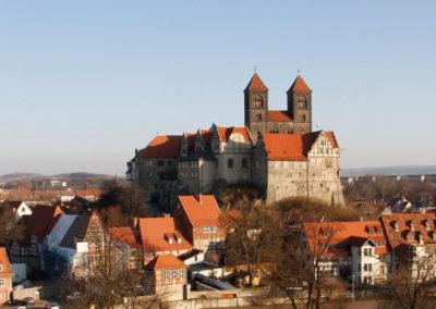 Quedlinburg Schlossberg